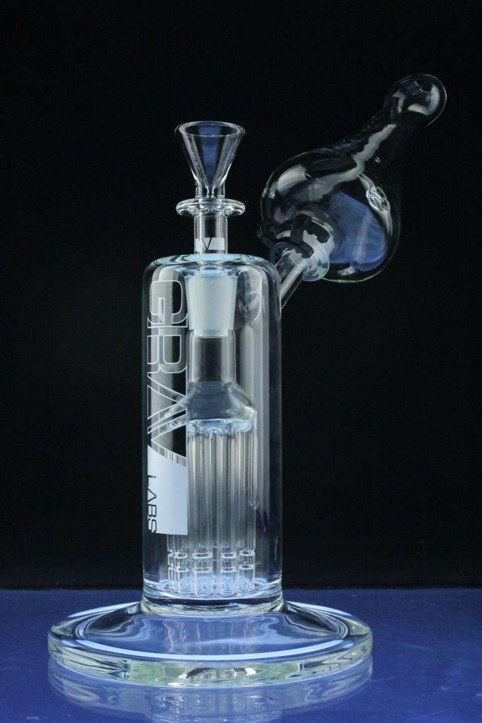 Innovative Cannabis Technology: Grav Labs Bubbler