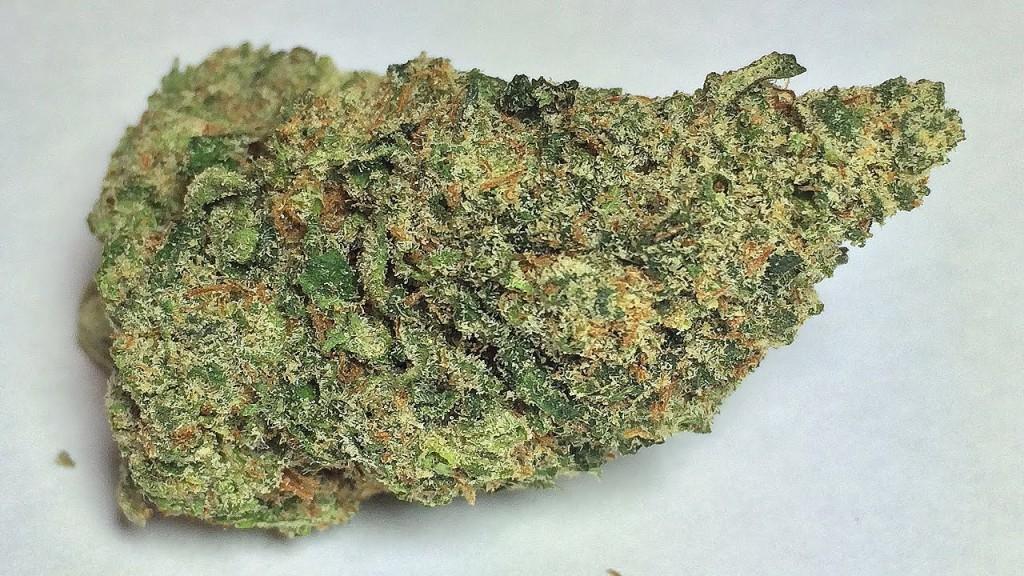 Cannabis super strains: Extreme OG