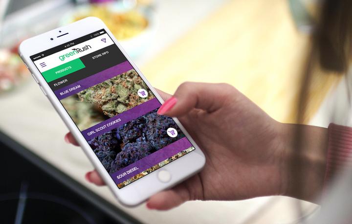GreenRush-iPhone
