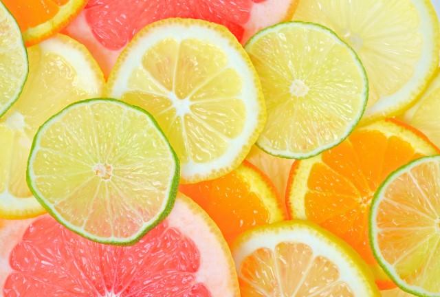 Citrus-scented cannabis
