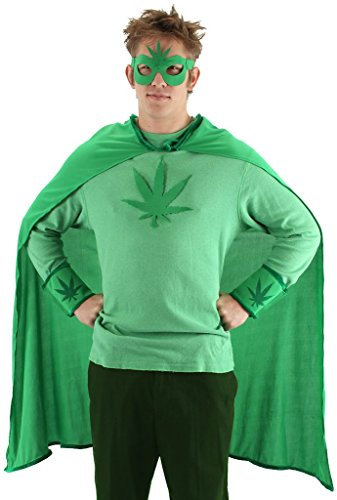 GreenRush | Best cannabis themed outfits halloween 2016
