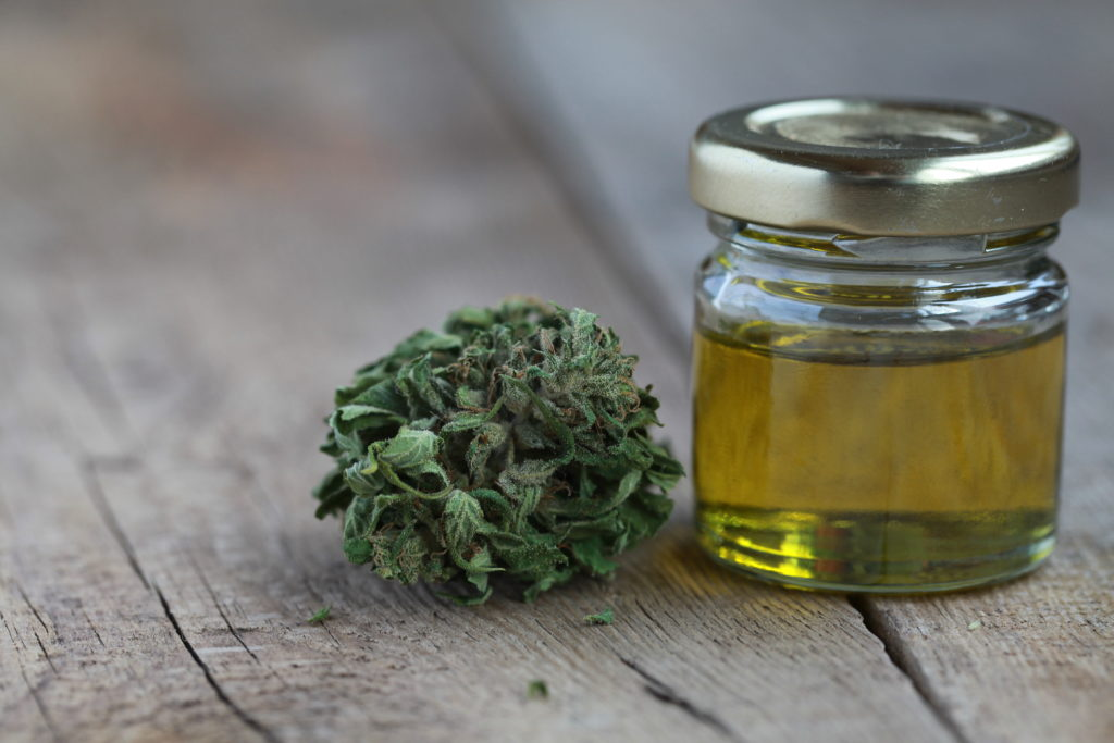 The Number of Cannabis Oil Users in the UK Has Doubled