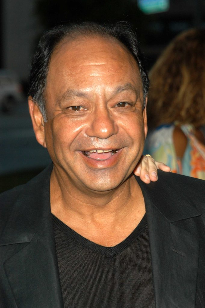Cheech Marin is Helping To Register Pot Businesses