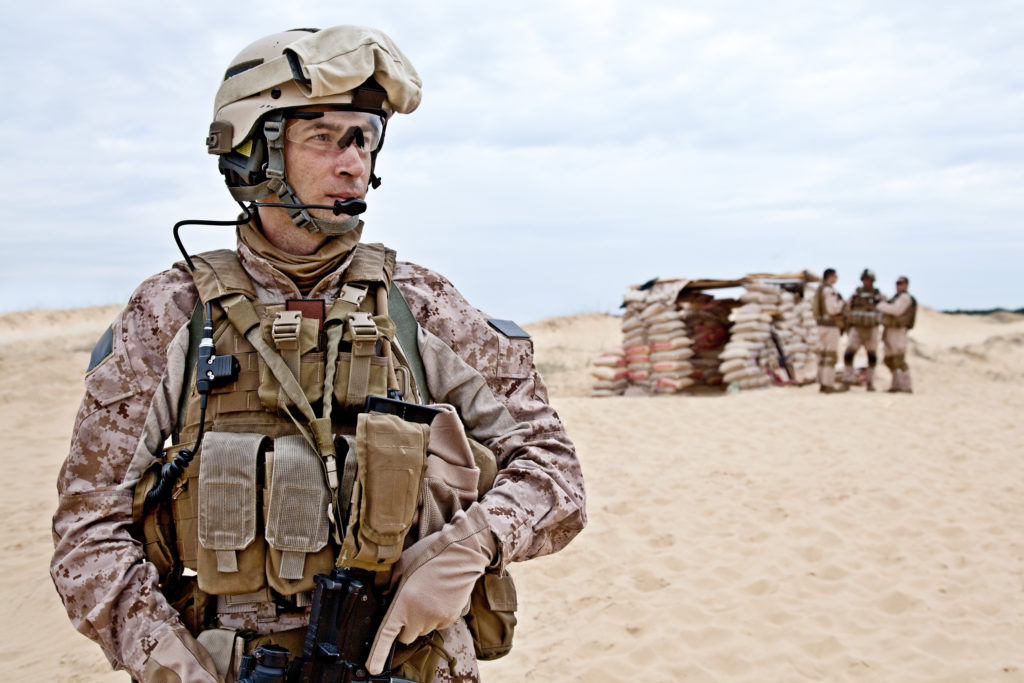 The US Military is Waiving Cannabis Use and Letting Previous Users Enlist