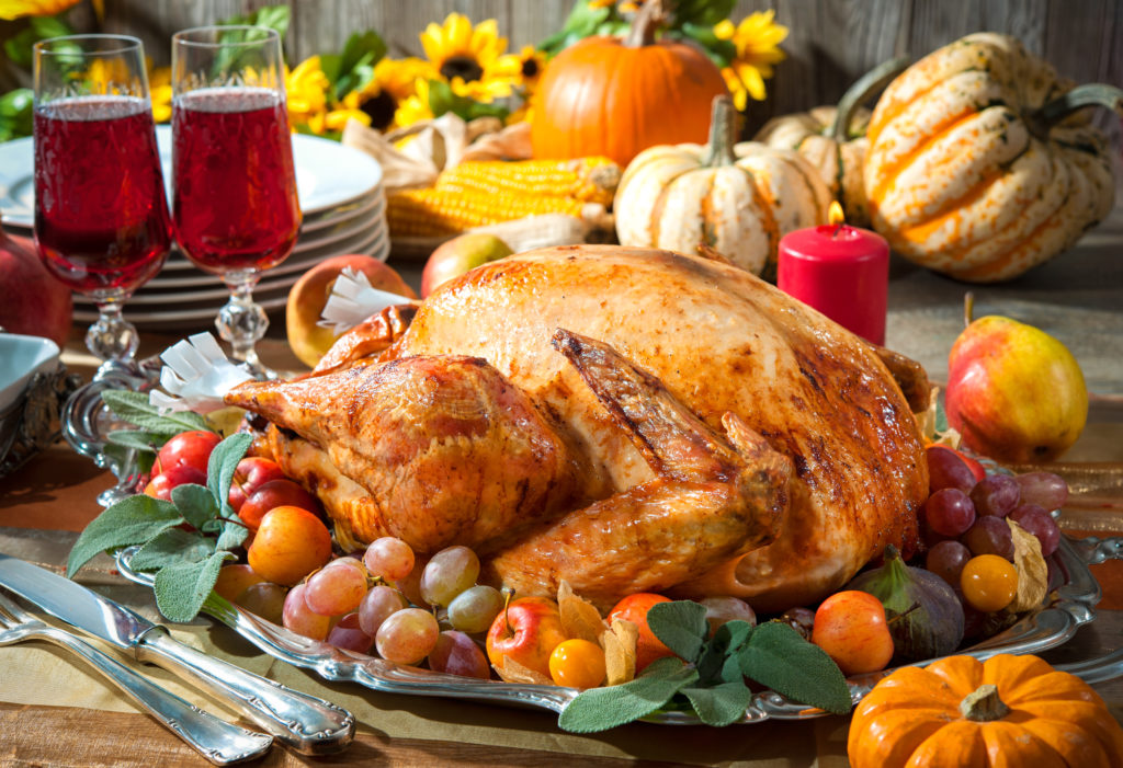 5 Cannabis Strains to Stimulate Your Appetite This Thanksgiving