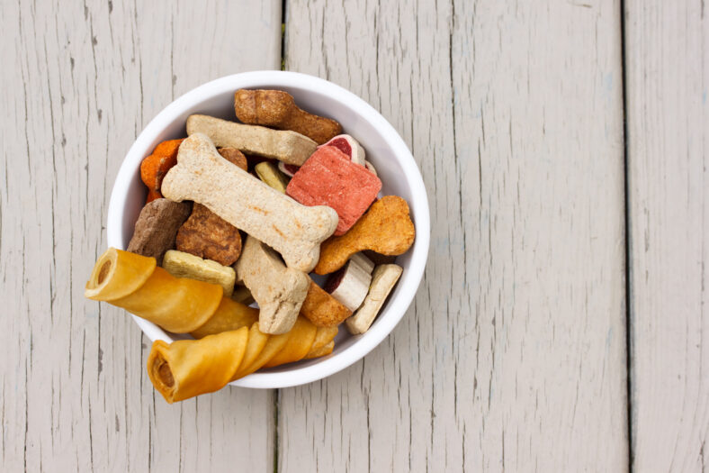 weed snacks for dogs