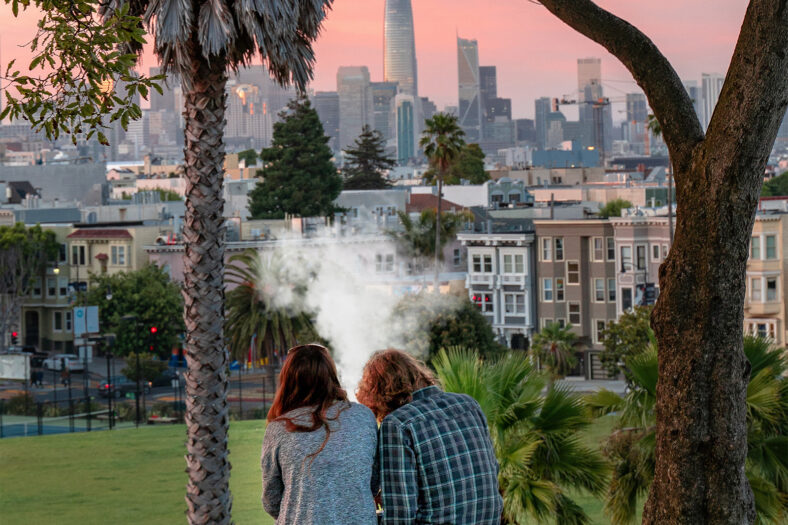 3 Smoke Spots in San Francisco