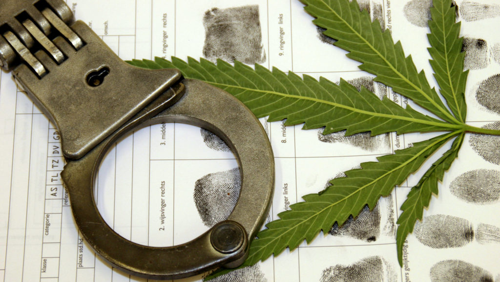 Californians Convicted Of A Marijuana Crime Could Get Them Reversed