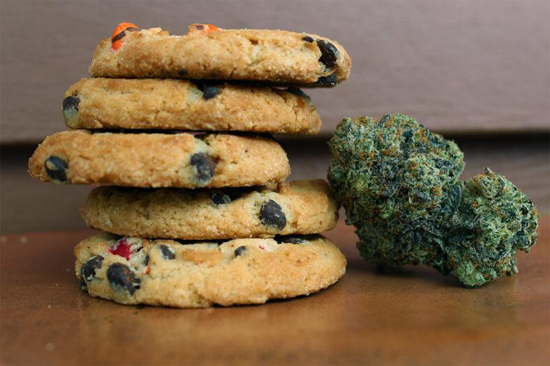 Cookies and Purple Weed