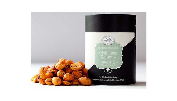 Healthy edibles | Auntis Dolores' Chili Lime Peanuts