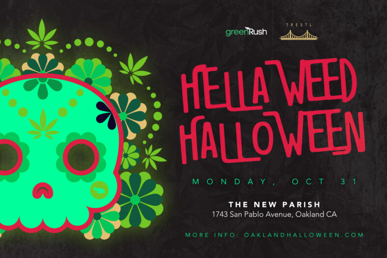 Tickets for HellaWeed Party GreenRush