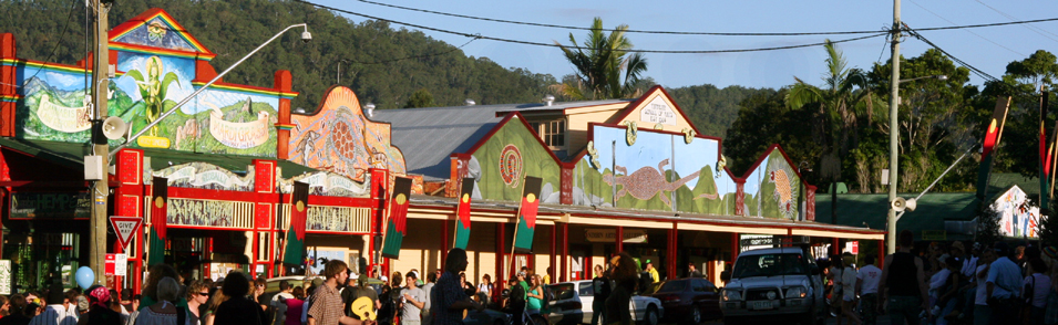 GreenRush | Best Places to Smokes Weed - Nimbin, Australia