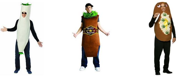 Best Cannabis Themed Costumes Halloween 2016