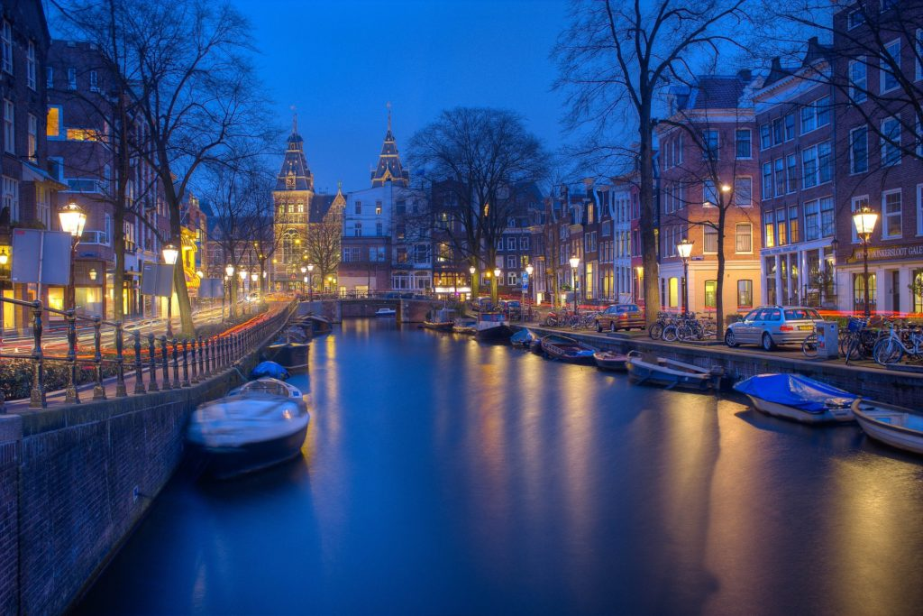 GreenRush | Best Places to Smokes Weed - Amsterdam