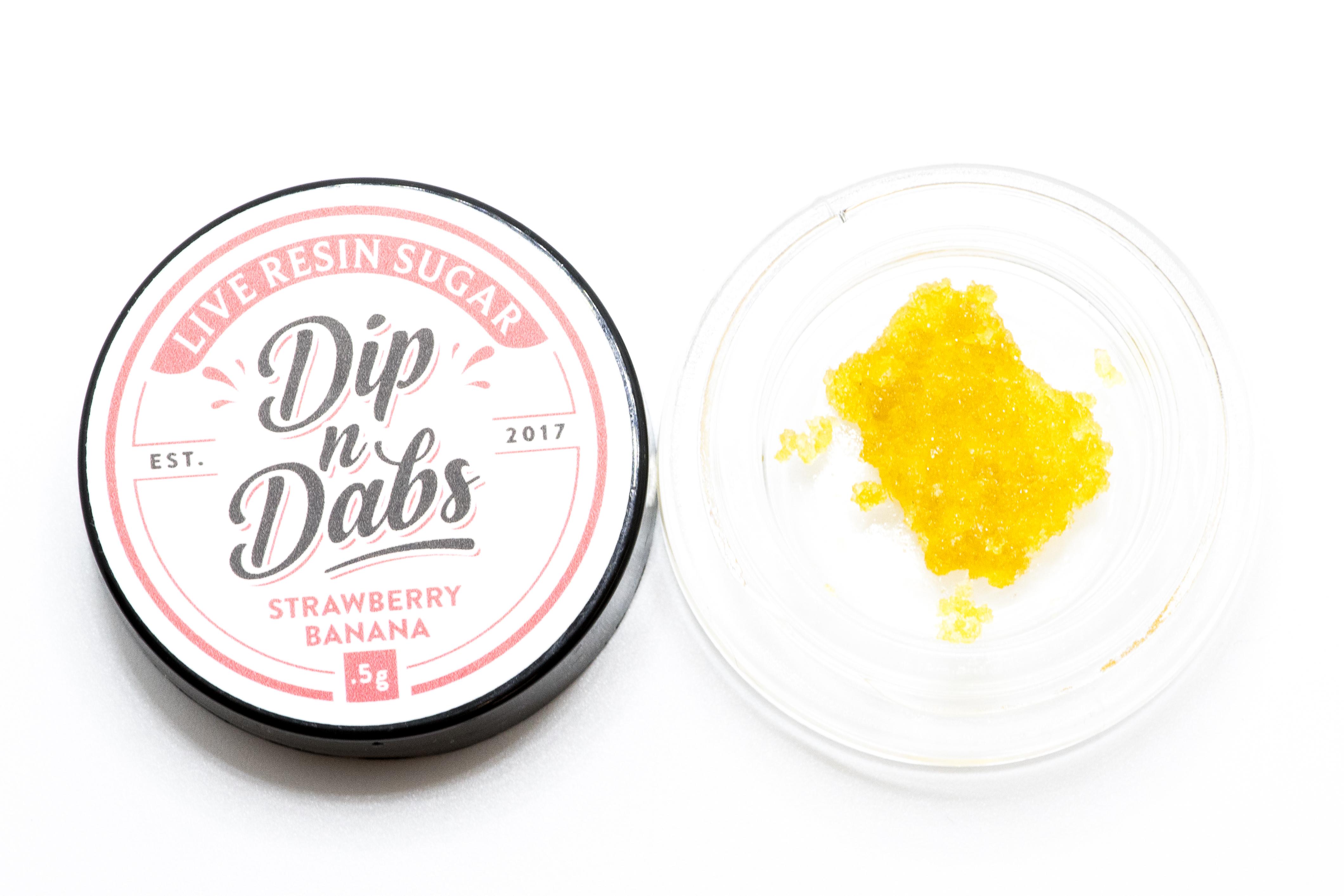 cannabis dabbing