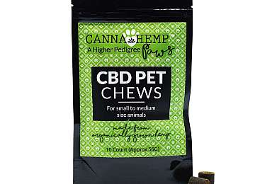 cannabis pet products