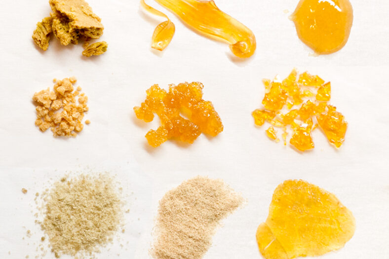 cannabis concentrates and marijuana extracts | GreenRush Blog