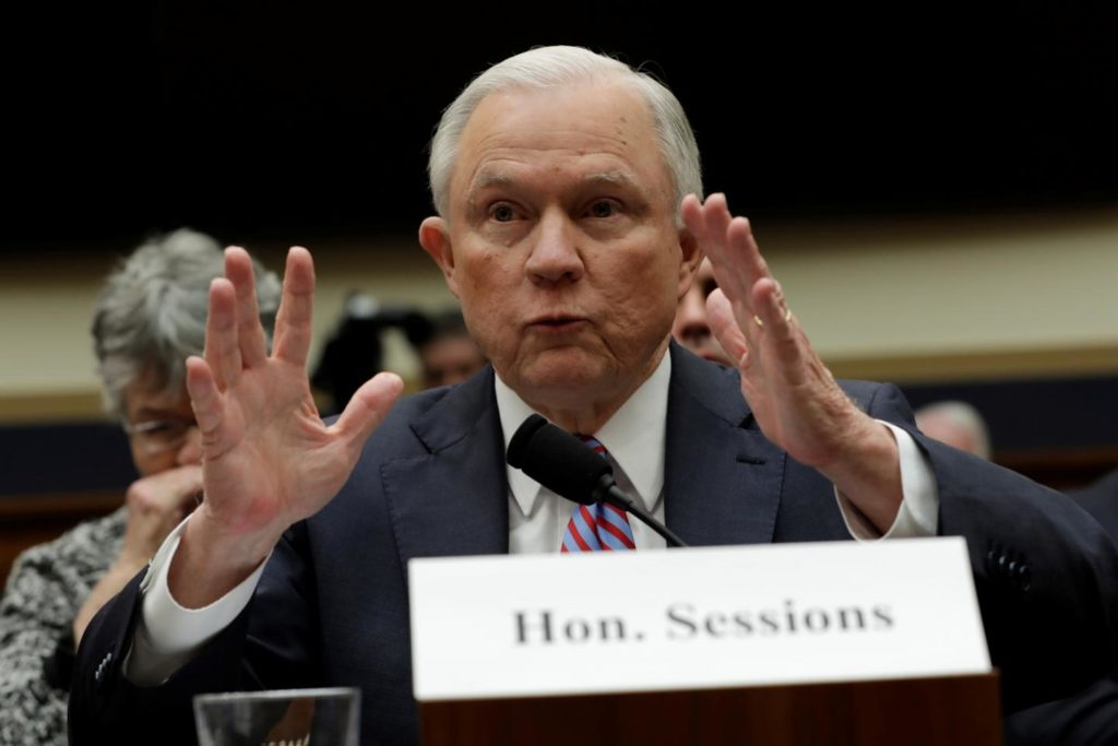 Jeff Sessions Wants to End Medical Marijuana Before the Year is Over