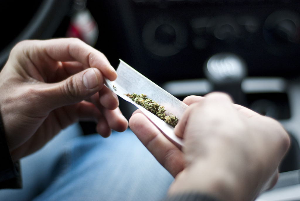 What You Need To Know About Smoking Weed While Driving