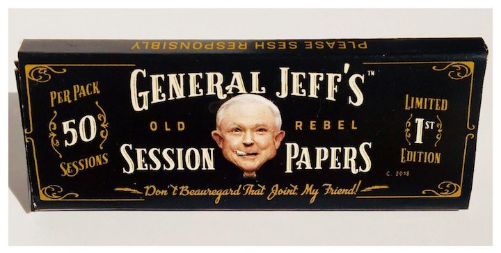 jeff sessions rolling papers