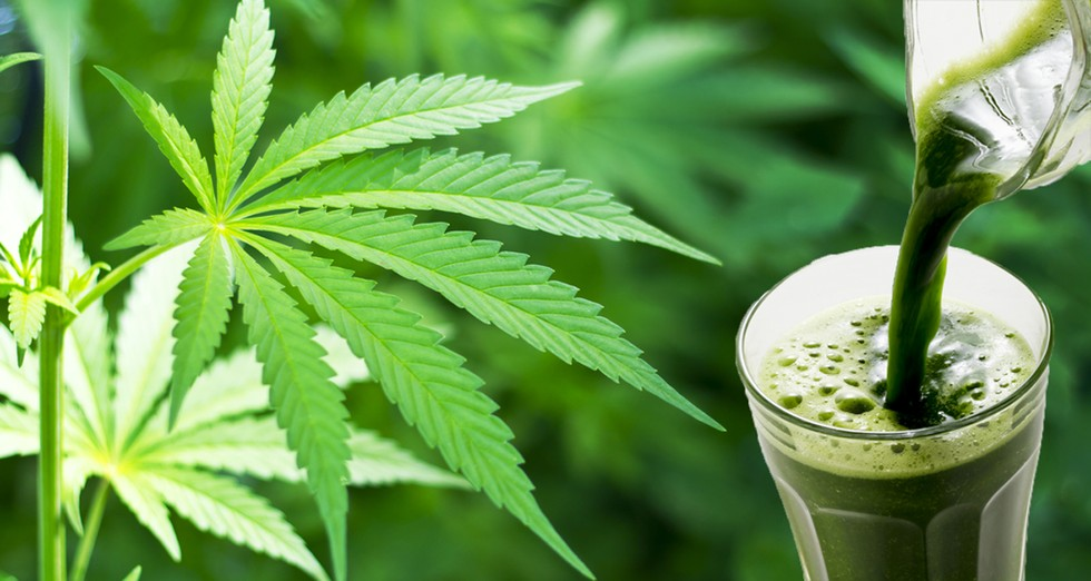 healthiest ways to use weed
