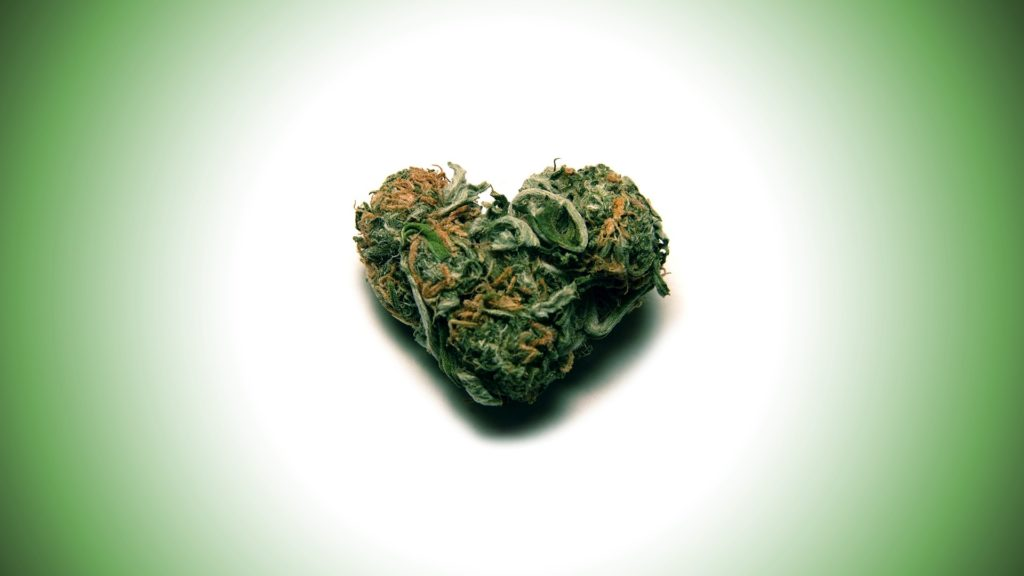 Valentine's Day Cannabis Delivery