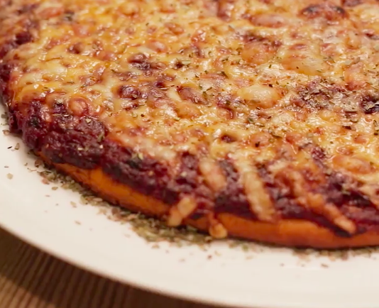 pot pizza