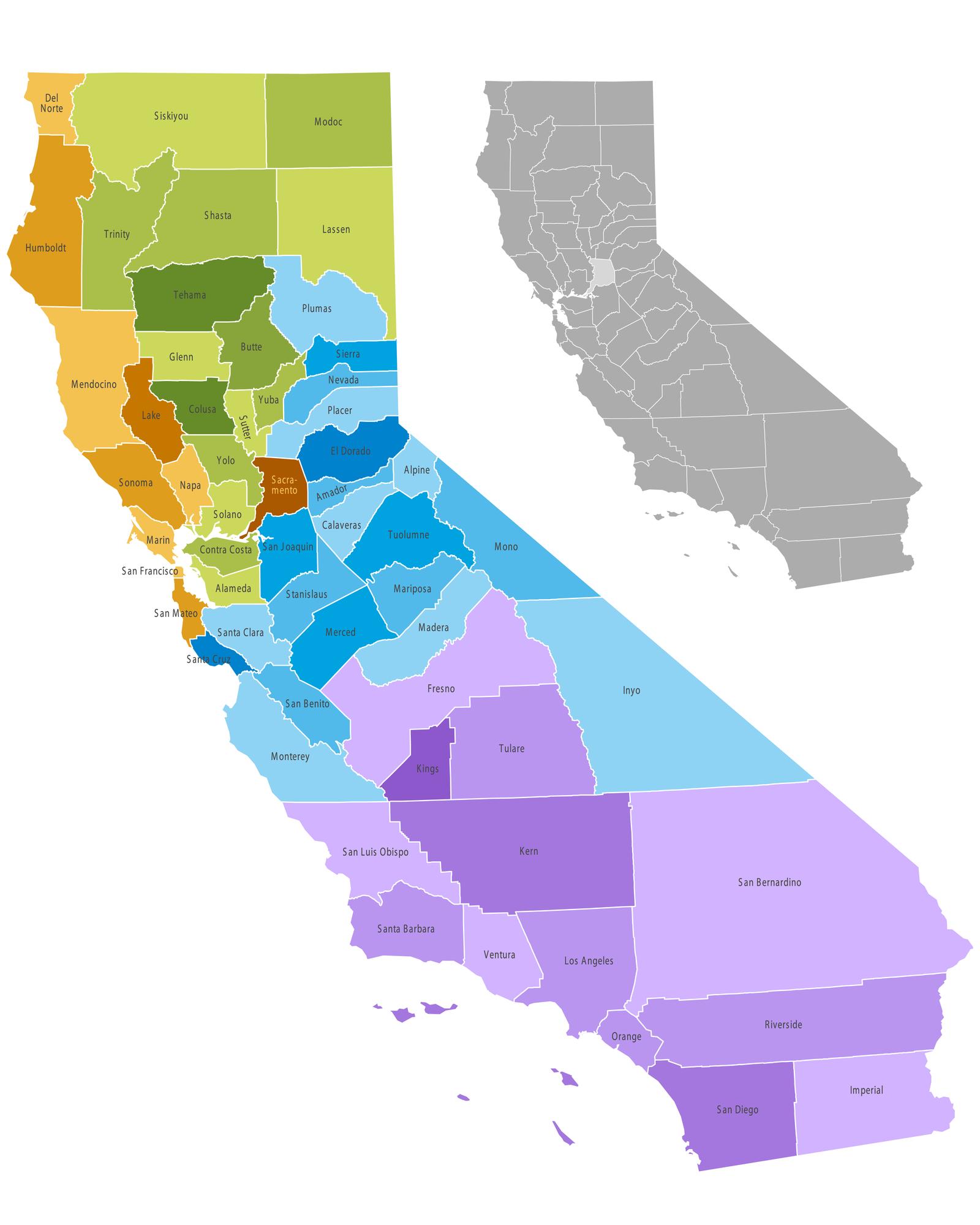 split california