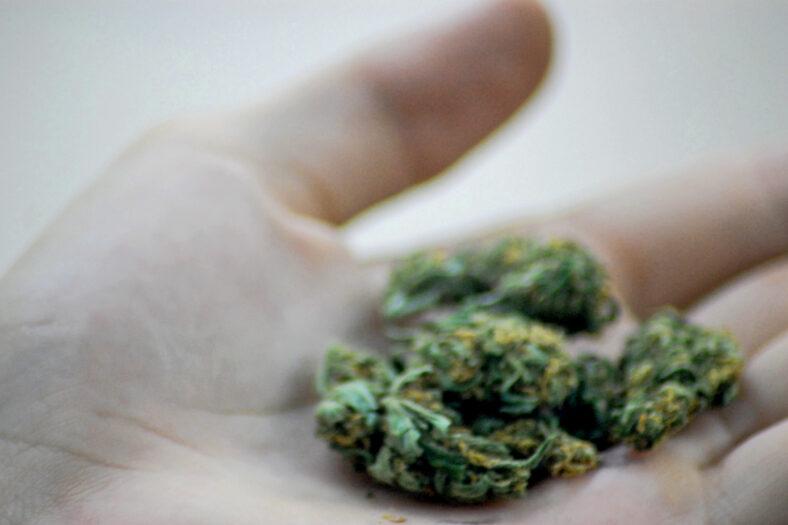 teenage marijuana use