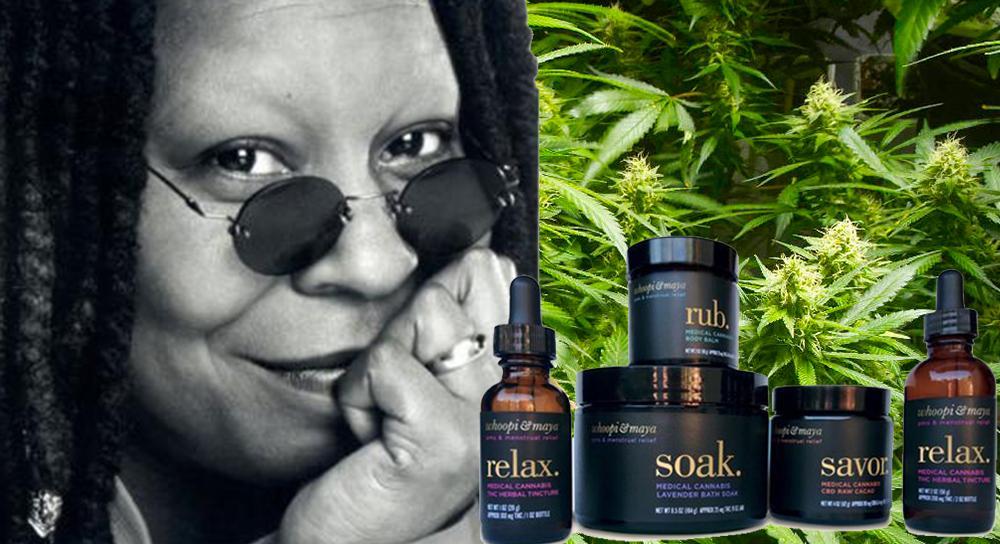 women who smoke weed